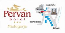 Banner Hotel Pervan